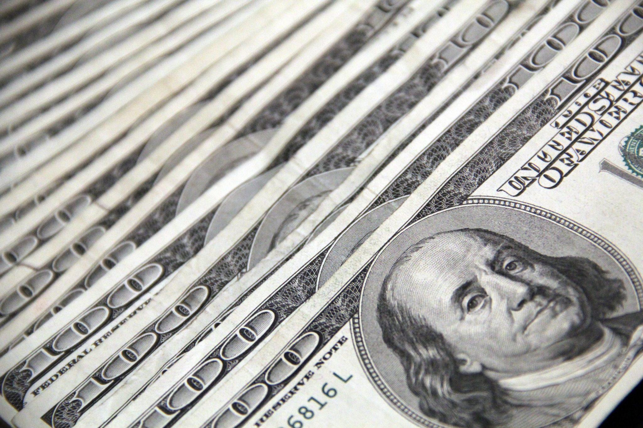 Financial Markets Addicted Money