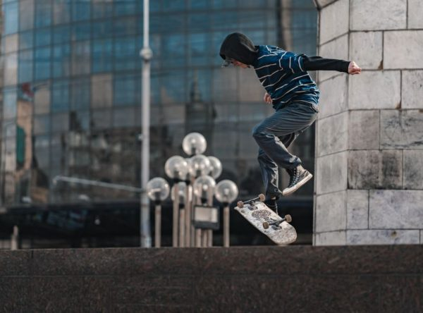 Investment Positions and Trade Ideas- skater kid