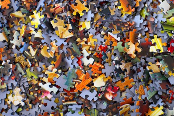 lack of expertise in business puzzle pieces