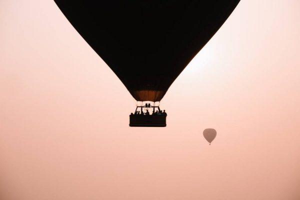 make inexperience an advantage balloons