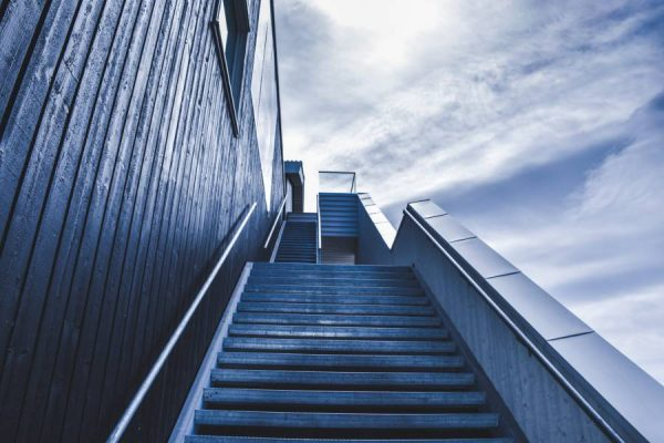 opportunity cost investing - stairs-sky