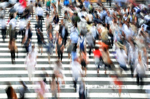 People Crosswalk Trends