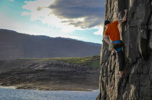 Market Instability Opportunity - Climber Look Down